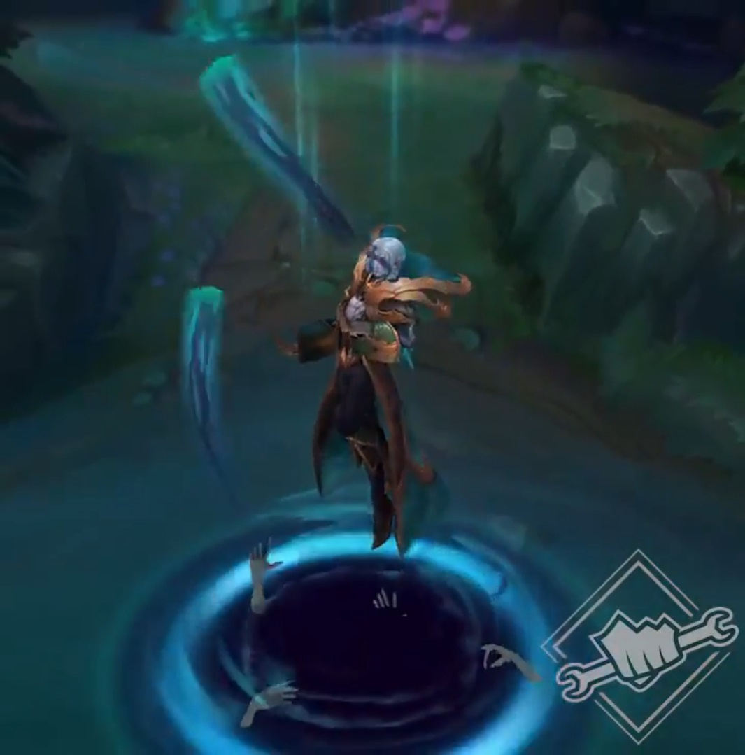 Surrender At 20 Pbe Preview Dark Waters Diana Amp Vladimir