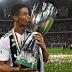 Ronaldo giành chiếc cup đầu tiên ở Italy