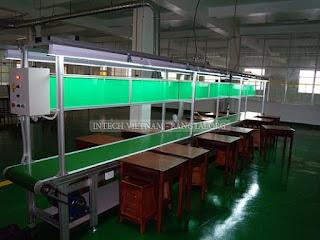 Dịch vụ tư vấn lựa chọn băng tải KCN Tân Bình