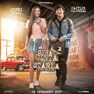 Download Lagu Ost. Surat Cinta Untuk Starla The Movie