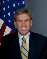 Photo of US Ambassador Chris Stevens