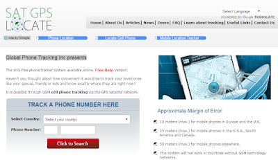 Cara Mengetahui Keberadaan Seseorang Melalui Nomor Handphone