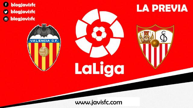 Previa Valencia CF - Sevilla FC