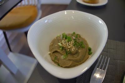 Accompagement du plat restaurant Kay Ali, blog Délices à Paris.