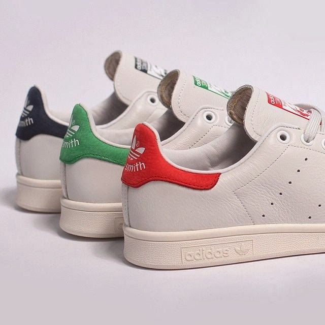 d11ac17b83b The Fashion Lift  Back to the 90s....Stan Smith Trainers are back!