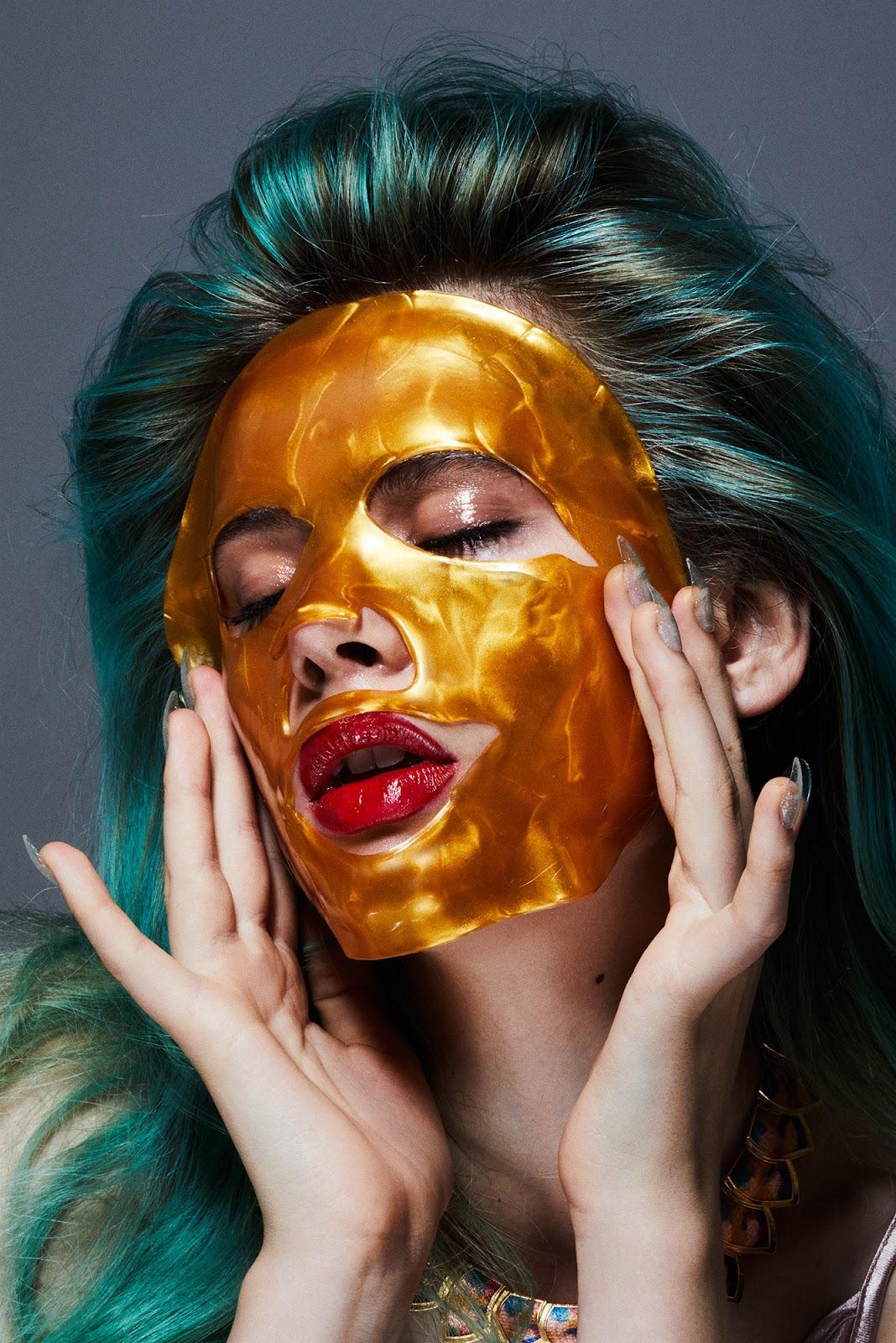 24 karat mask
