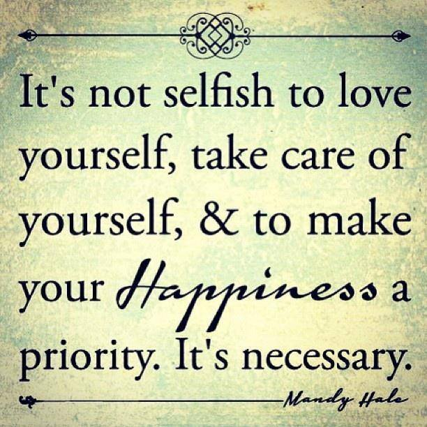 Inspirational Quotes On Loving Yourself: Life Inspiration Quotes: June 2013