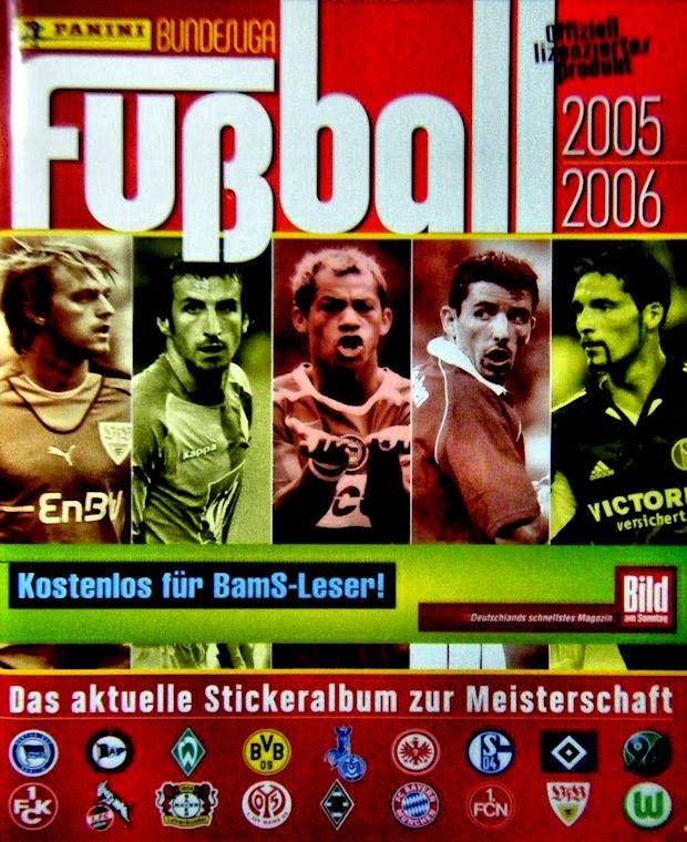 FC Köln Panini 298 BL Fussball 2005//06 Peter Madsen 1