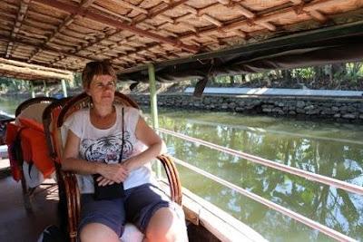kumarakom kerala boating