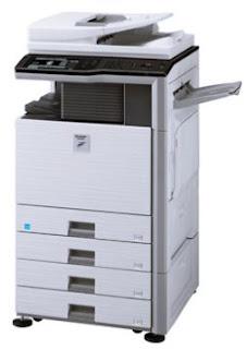 Sharp MX-5001N Driver & Software Downloads