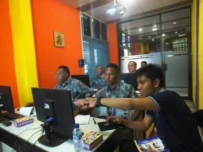 BPPKP Papua bersemangat mengikuti pelatihan GIS