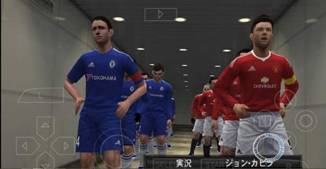 Game Winning Eleven ISO PPSSPP Android