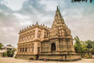 Tourist Place At Pune Shinde Chhatri
