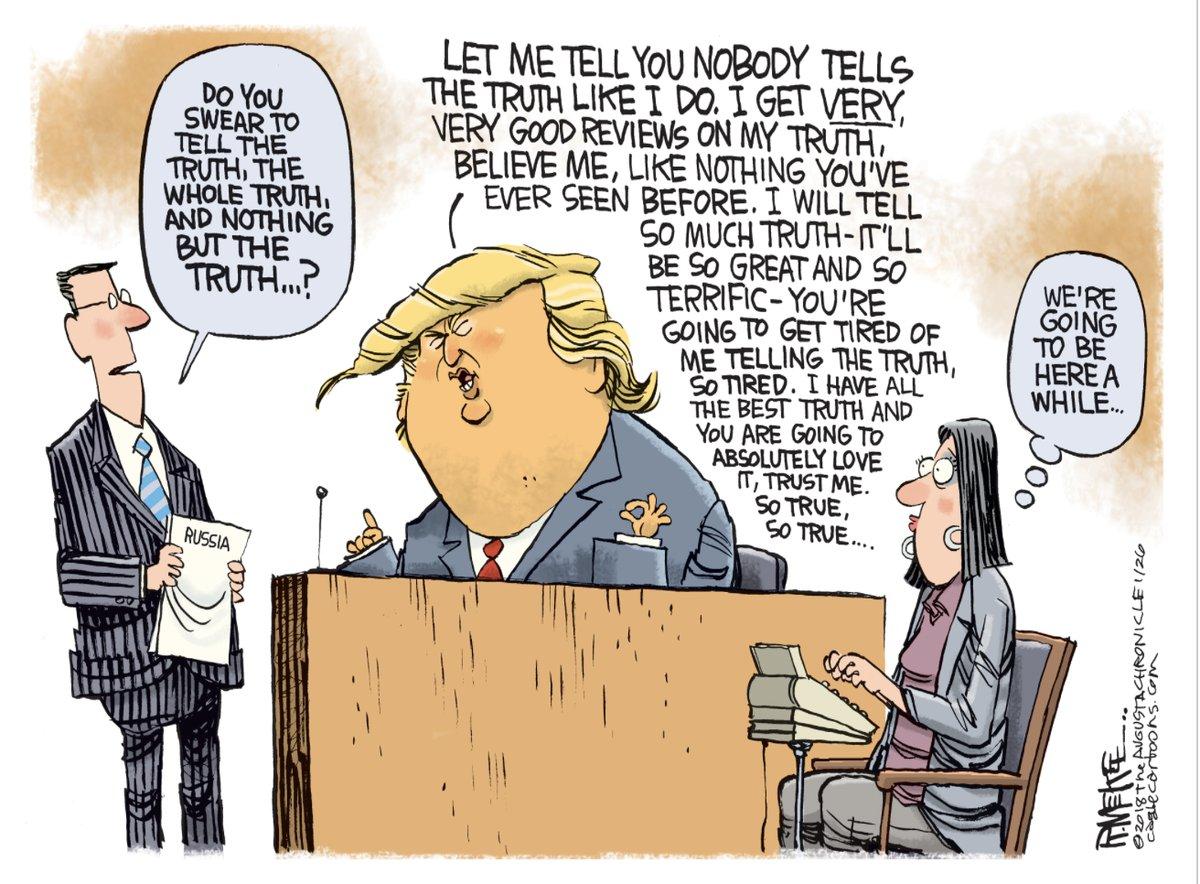 Volewica: Trump and the truth