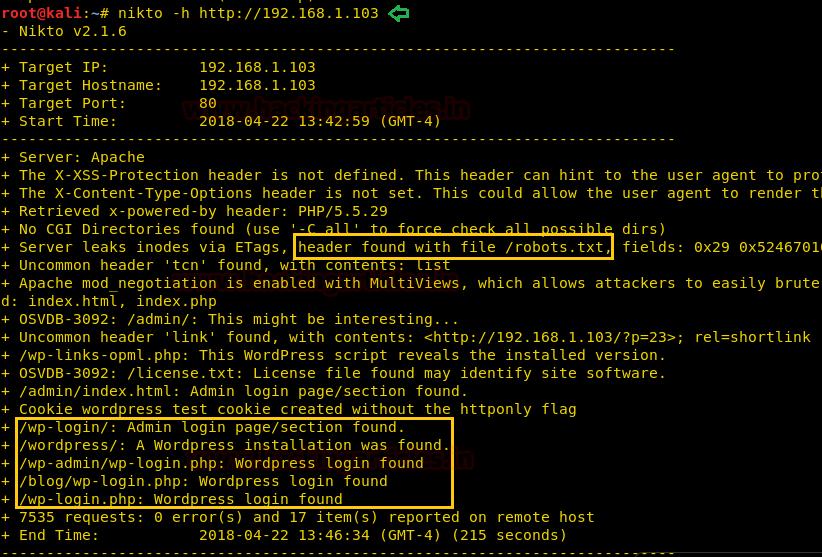 Hack The Mr. Robot VM (CTF Challenge
