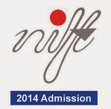 NIFT Admission 2014