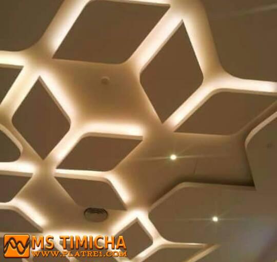 platre plafond