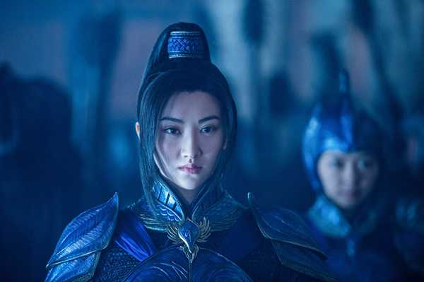 tian jing-the great wall- film