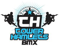 Tower Hamlets BMX Club Logo