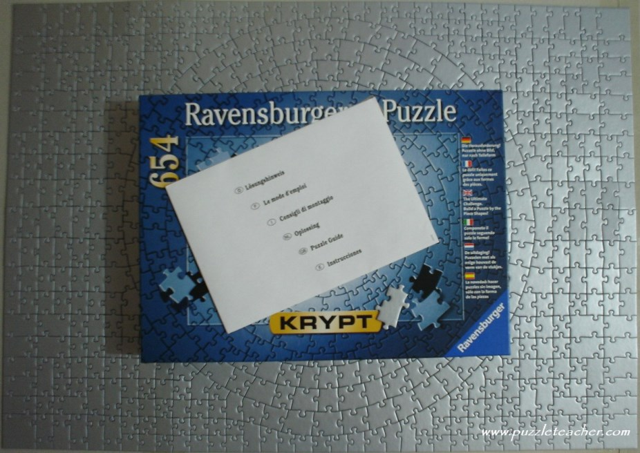 Ravensburger KRYPT