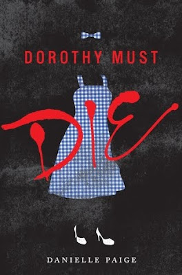Cover of Book of the Month: January – Dorothy Must Die