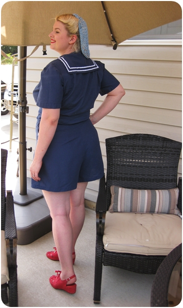 http://wearinghistory.clothing/1940s-sailor-girl-playsuit-pattern-blouse-shorts-and-skirt/