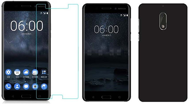 Nokia 6 Best Tempered Glass Screen Protector Cases and Covers