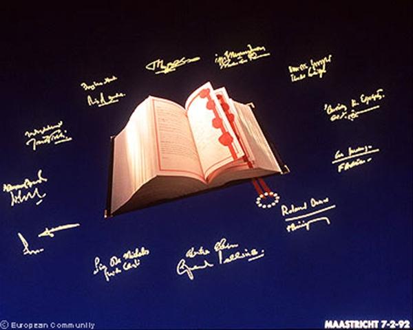 2012 Sternenlichter Die Bedeutung Des Eu Vertrages