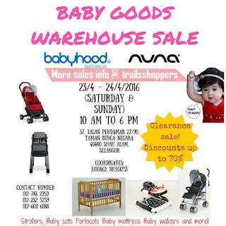 Babyhood Nuna Baby Goods Warehouse Sal