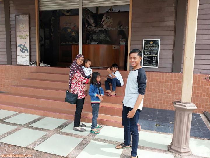 Muzium Wau Tumpat Kelantan
