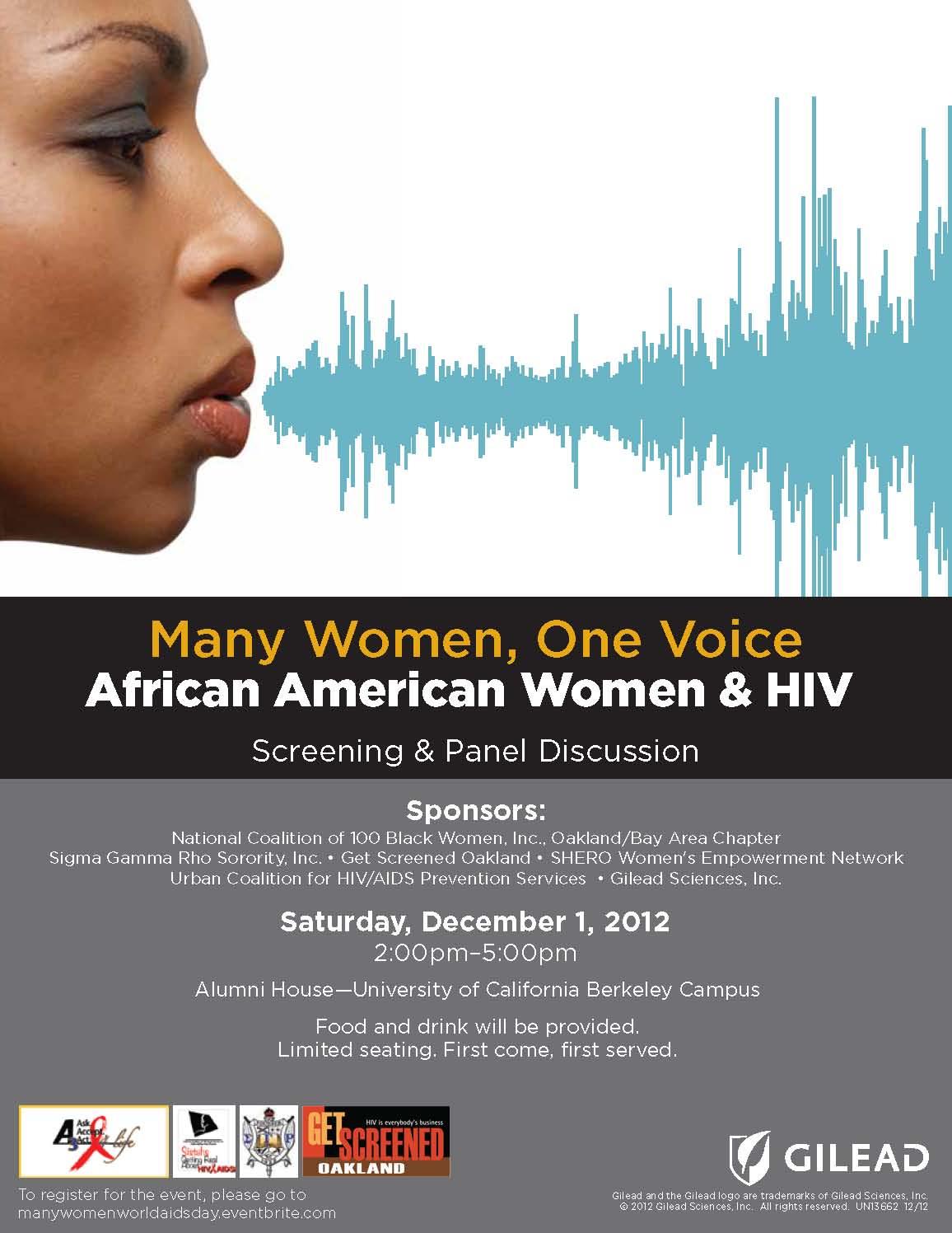 Statistics: Women and HIV/AIDS