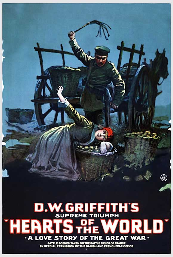 First World War on Film: D W  Griffith's