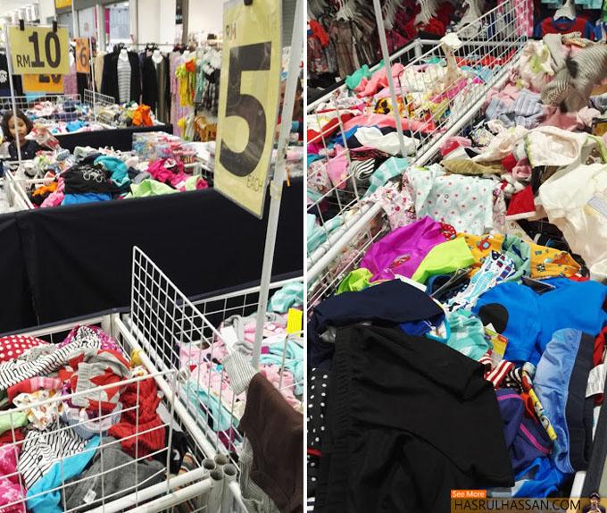 Kami Dah Shopping Baju dan Kelengkapan Untuk Baby Baru