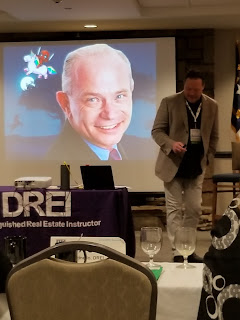 Len Elder DREI, GSI is one of the best real estate instructors in the country