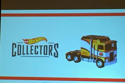 Sneak Presentation 30th Hot Wheels Collector Convention Part 4 : HW Collector