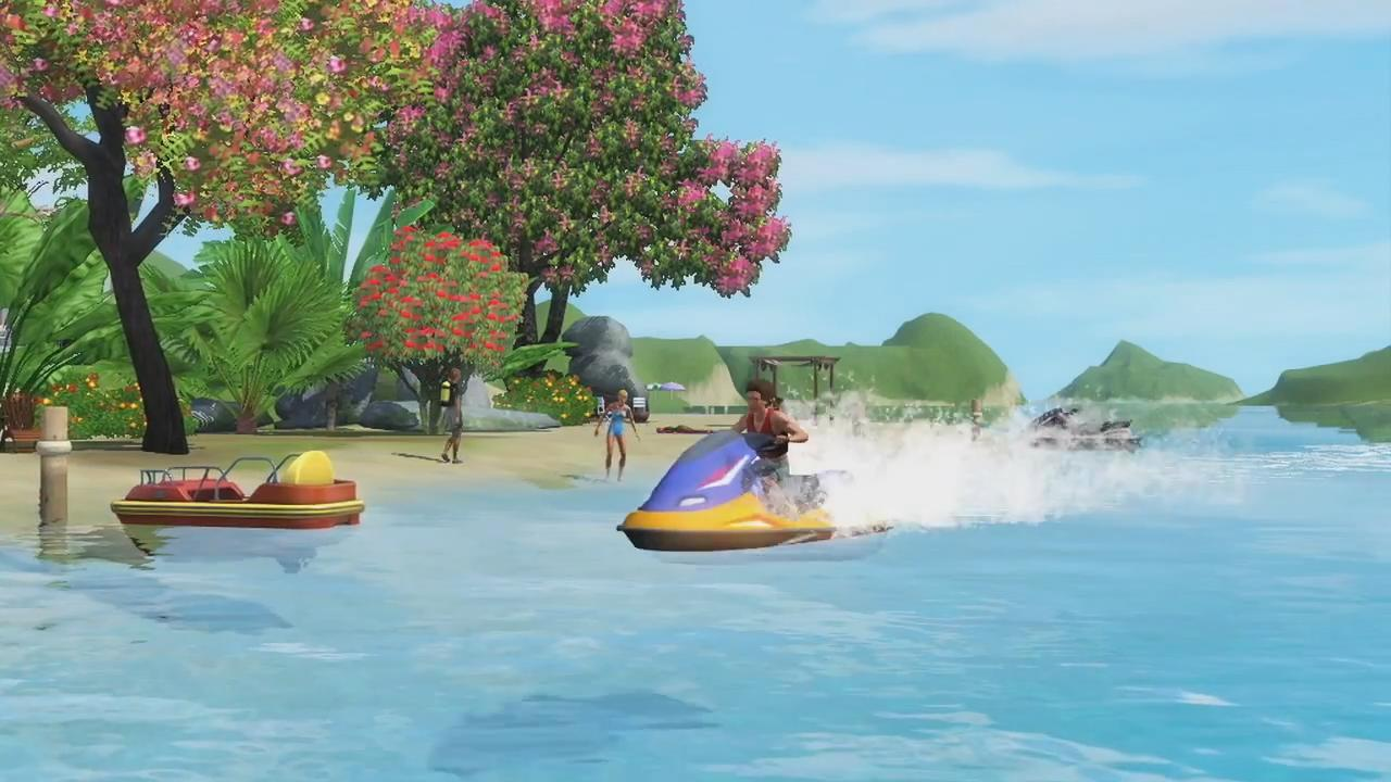FREE DOWNLOAD GAME The Sims 3 Island Paradise 2013 FULL