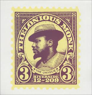 Thelonious Monk, The Unique Thelonious Monk