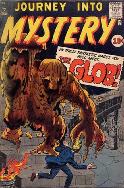 Journey Into Mystery Marvel Comics