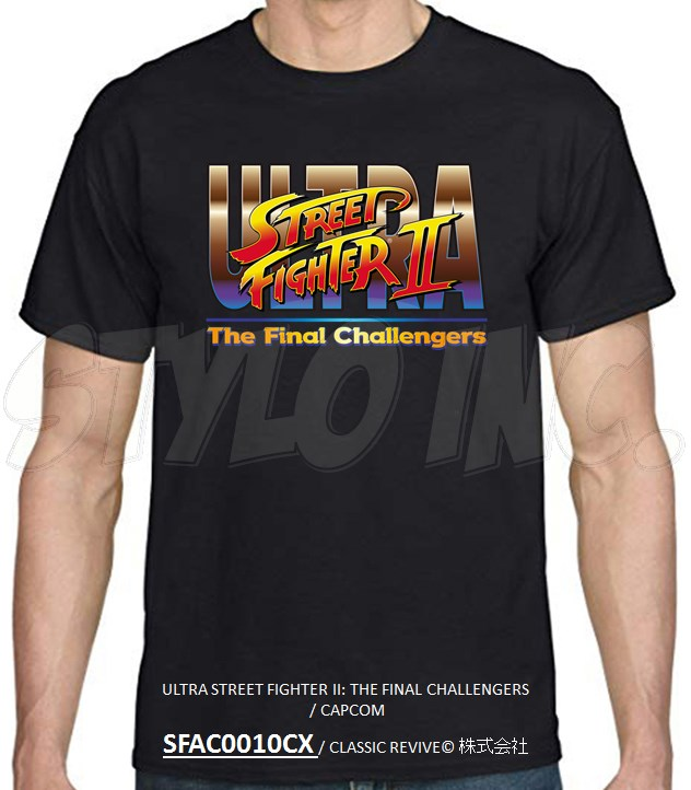 SFAC0010CX ULTRA STREET FIGHTER II: THE FINAL CHALLENGERS