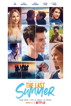 Poster Of The Last Summer In Dual Audio Hindi English 300MB Compressed Small Size Pc Movie Free Download Only At worldfree4u.com