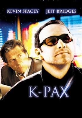 Resenha Crítica: Filme K-Pax - O caminho da luz