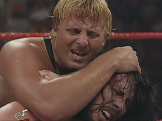 WWF King of the Ring 1998 Review: Owen Hart puts a sleeper on X-Pac