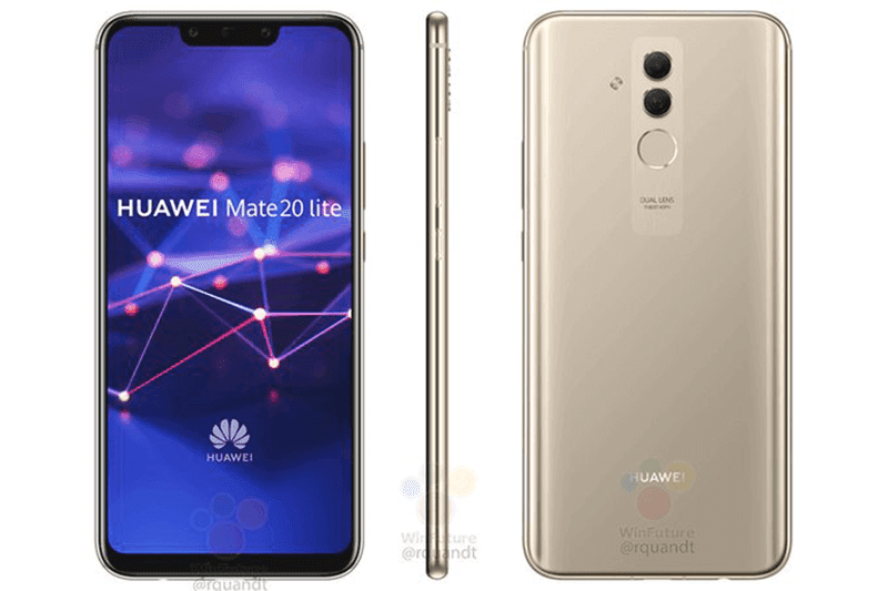 "Huawei Mate 20 Lite could sport a ""premium"" metal and glass design"