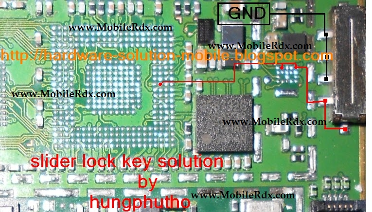 Nokia 5233 Volume Slider Lock And Camera Keys Ways