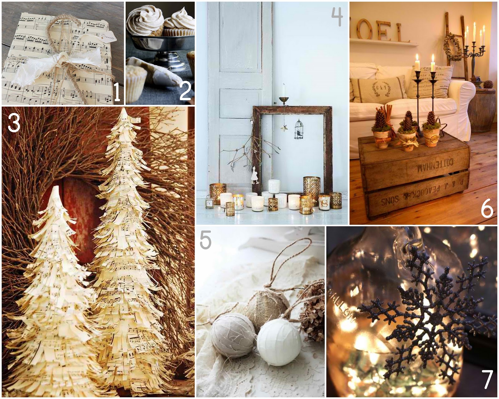7 Inspiring Kid Room Color Options For Your Little Ones: Creationz: {Inspiration} Rustic Christmas Inspiration Board