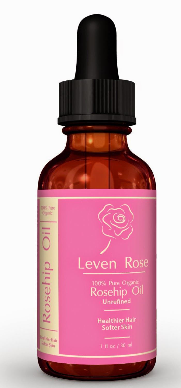 Rosehip Oil: Dragonfly Treasure: Leven Rose Rosehip Seed Oil Review