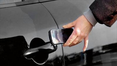 """تقنية جديدة """"آبل"""" تتفق مع شركات سيارات على كيفية استخدام الهواتف كمفاتيح تشغيل"""