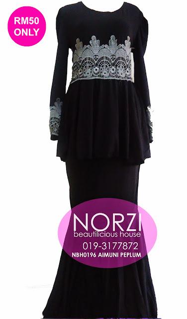 clearance sale jubah hanya RM50