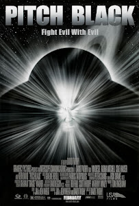 Pitch Black Poster