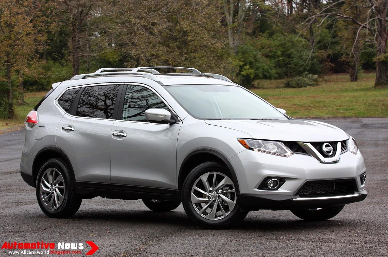 Automotive News 2014 Nissan Rogue